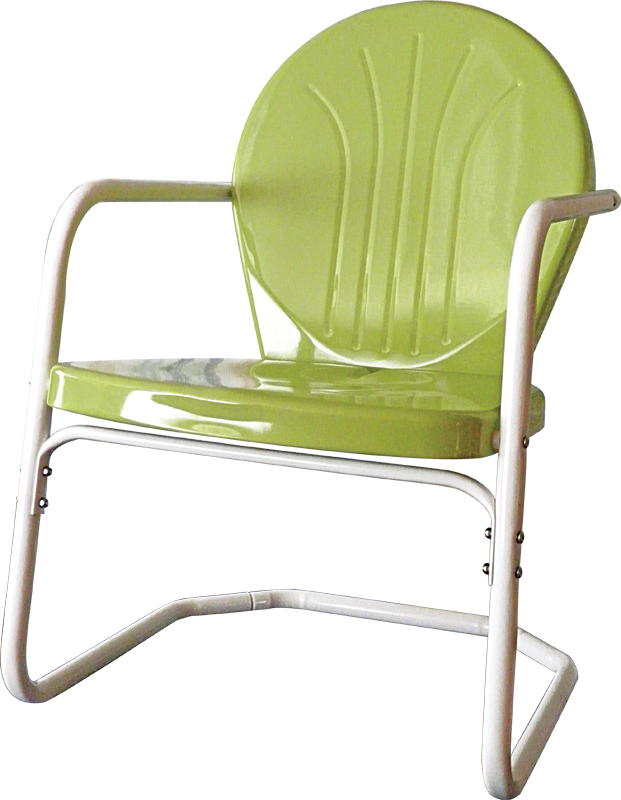 Heavy Duty Bellaire Metal Lawn Chair Bellaire Amp Skylark