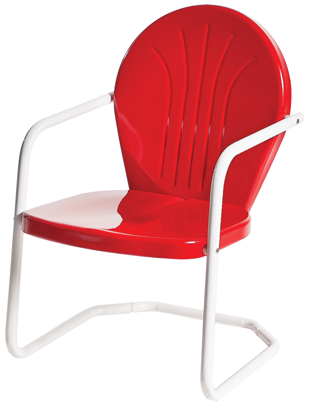 Retro Metal Lawn Furniture In 5 Styles Bellaire Amp Skylark