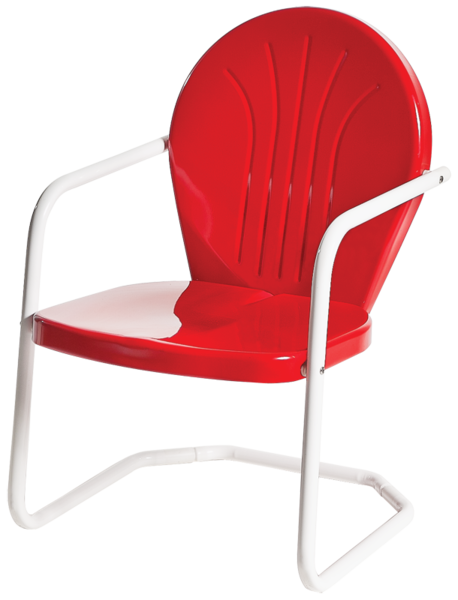 Bellaire Metal Lawn Chair