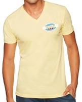 Image V Neck T-Shirt