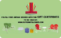 Image Any Amount Gift Certificate