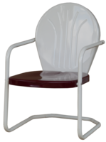 Image SECOND - Metal Chair