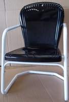 Image HEAVY DUTY Riviera Metal Lawn Chair