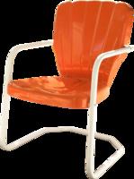 Image Thunderbird Metal Lawn Chair